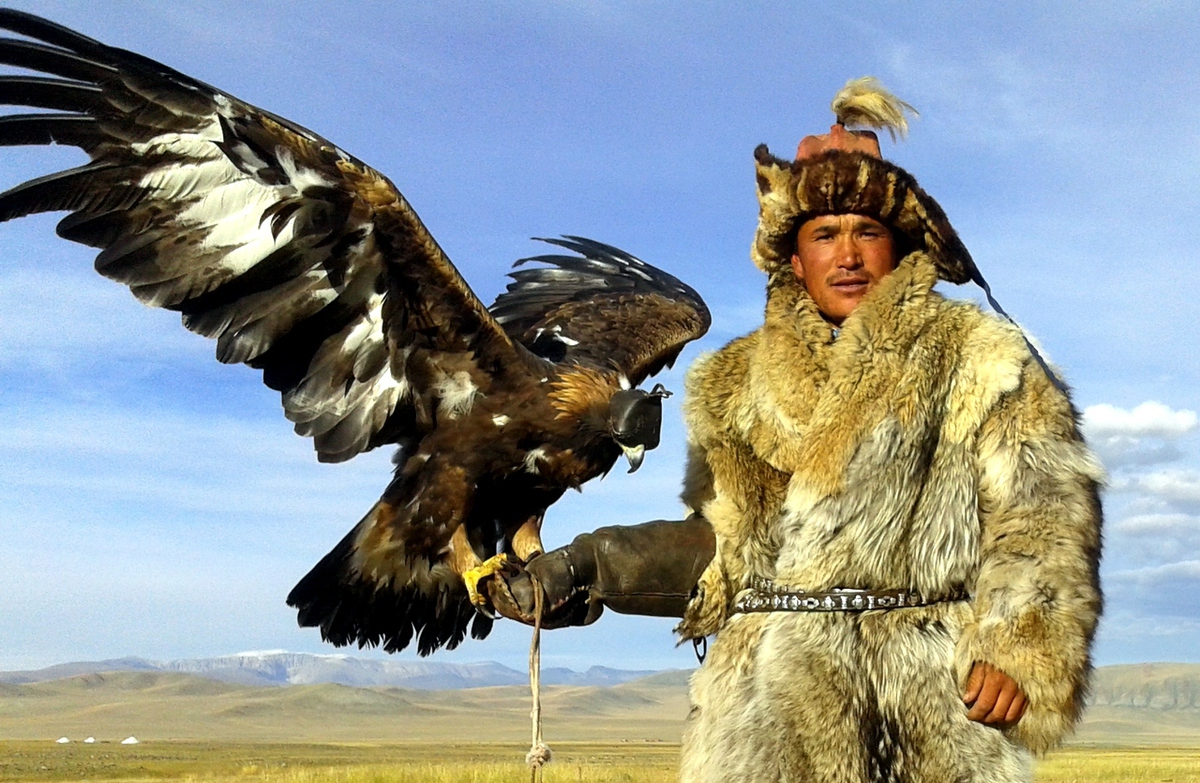 "<p><span style=""font-weight: bold;"">Trekking In The Land Of Eagle Hunters 